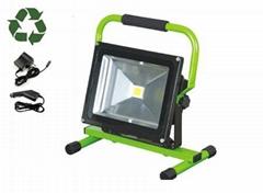 Rechargeable LED Work Light/ LED Flood light 10/20/30W