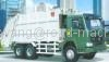 HOWO 6X4 22m3 CNG Garbage Truck