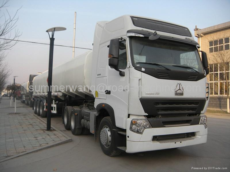 HOWO 6X4 22m3 CNG Garbage Truck  3
