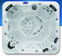 new design modern outdoor spa high quality spa Luxury spa hot tub
