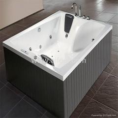 Indoor Massage Hot Tub