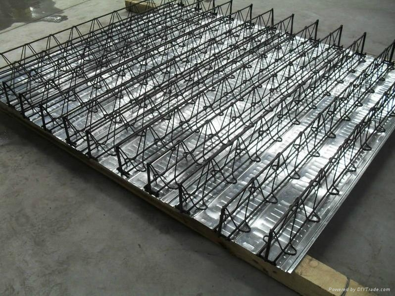 Hot Sale Steel Bar Truss Floor Deck For High Rise Steel Structure Building  Free 1