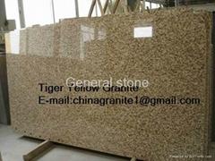 Tiger Yellow Granite