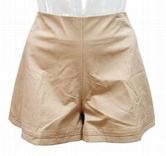 PU Lady Fashion Hot Pant