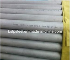 Tp 446 S44600 1.4762 Stainless Steel Seamless (SMLS) Tube or Tubing
