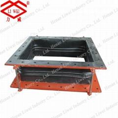 Round Air Duct Fiber Fabric Compensator