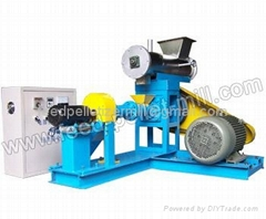 Wet Type Fish Feed Pellet Mill