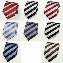 100% REAL SILK NECKTIE I