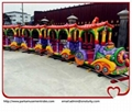 amusement rides electric train