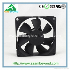 80*80*25mm High Quality Dc Fan Small Axial Fans