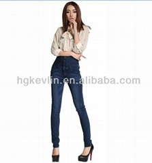 Wholesale clothing new york latest fashion blue jean clothing for women
