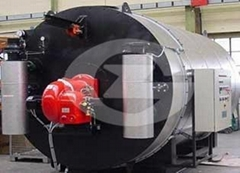 6 ton gas oil fired boiler for sale