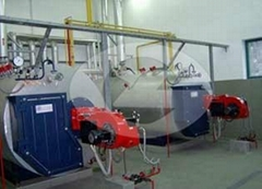 4 ton oil fired steam boiler for sale in china