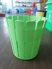 vertical trash can mould Sundries barrel mold plastic mold