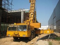 Used Demag AC900 Truck Crane