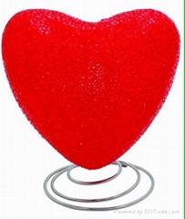 Valentine's day gift lamp