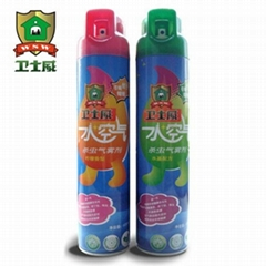 Aerosol Pesticide Spray