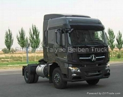 Hot sale Beiben 4x2 WEICHAI Engine 270HP truck tractor