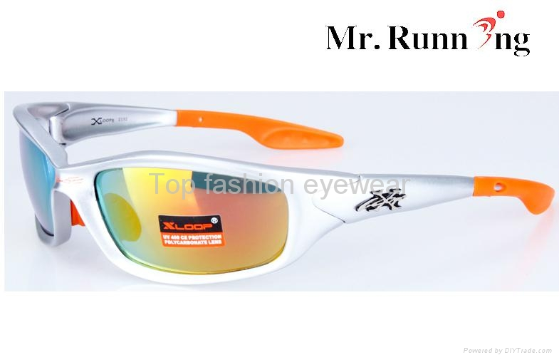High quality new design for 2014 cycling sunglasses with optical frame 8X2132 3