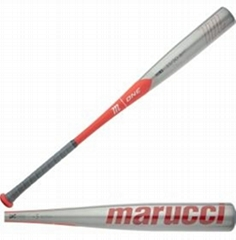 Marucci One BBCOR Bat 2014 (-3) - Red