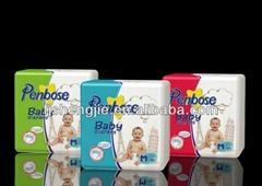 Economic OEM Baby Diaper