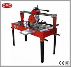 Cement blocks cutting machine