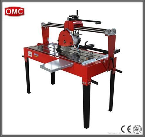 Cement blocks cutting machine 1