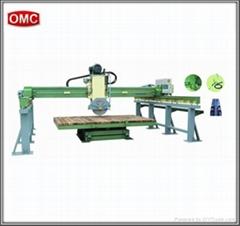 Bridge stone cutting machine