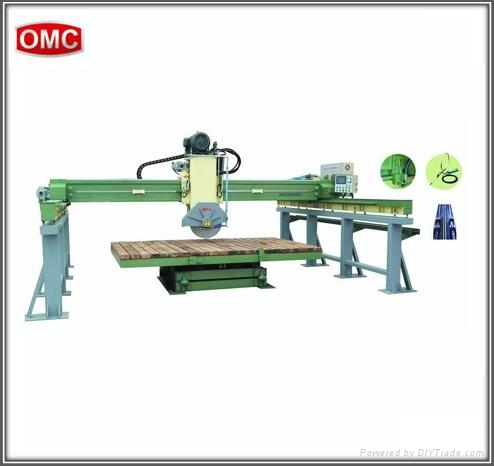 Bridge stone cutting machine 1