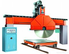 Bridge-type disk saw stone sawing machine