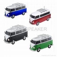 Buy TSUNSPEAKER Support SDcard  fashion Minibus Speaker