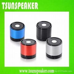 TSUNSPEAKER Portable Alumunium Mini Bluetooth Speaker For Home For
