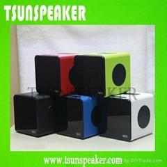 Wireless Bluetooth Speaker Light sensor touch sense key Bluetooth Speaker For i