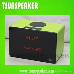 Wireless Bluetooth Speaker Light sensor touch sense key Bluetooth Speaker For iP