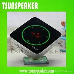 Mini Wireless Bluetooth Speaker Light sensor touch sense key Bluetooth Speaker F
