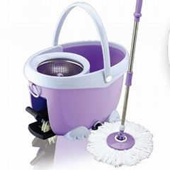 Stainless steel basket high quality spin mop