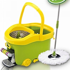 high quality 360 degree spin floor easy mop