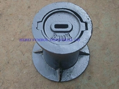 cast iron surface box,water meter box
