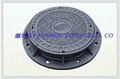 cast iron manhole cover from hebei
