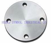 ANSI B16.5 blind carbon steel flange