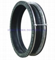 large size pipe fittings rubber expansion joint 1
