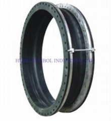 large size pipe fittings rubber expansion joint