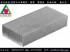铝合金散热器片