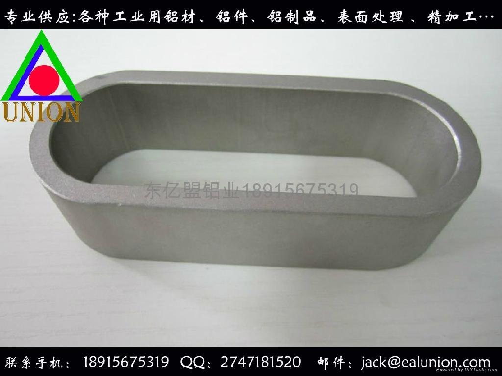铝合金椭圆管材 1