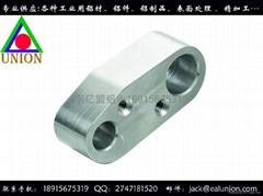 倒角孔铝合金管件