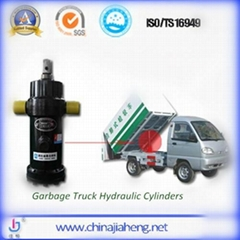 Small Sleeve Telescopic Hydraulic Cylinders for Garbage Truck
