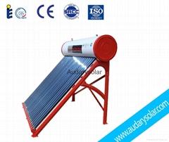 300L unpressurized solar water heater
