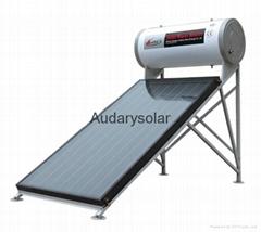300L flate panel solar w