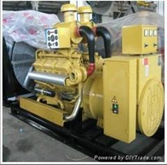 500KW上海柴油机发电机组