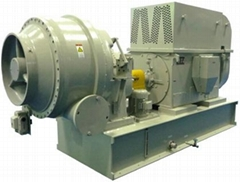 Single-stage High-speed Centrifugal Blower